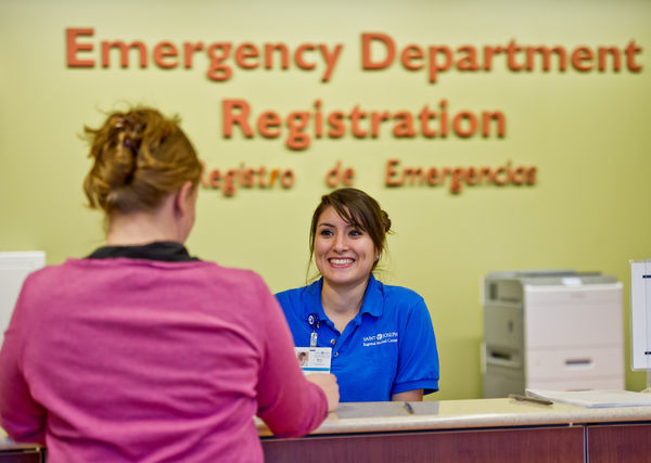 St. Joseph Regional Medical Center volunteers